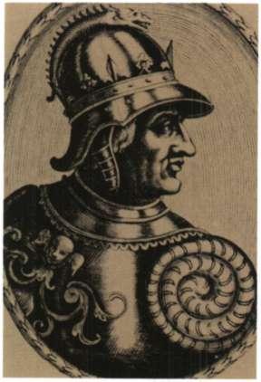 Φίλιππος Β ' Αύγουστος. Βασιλιάς της Γαλλίας (1180 - 1223).