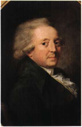 Μαρκήσιος ντε Κοντορσέ. Γάλλος μαθηματικός και φιλόσοφος. Ελαιογραφία του S. Β. Grenze (Ανάκτορο των Βερσαλλιών).