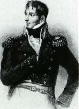 Ο Αγγλος ναύαρχος Τόμας Κόχραν. αρχηγός των ελληνικών ναυτικών δυνάμεων (1827)