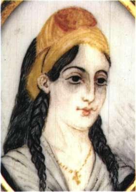 Μακρή, Τερέζα (Θηρεσία) (Αθήνα, 1797 - 1875)