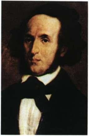 Μέντελσσον Μπαρτόλντυ, (Mendelssohn Bartholdy), Φέλιξ (1809 - 1847)