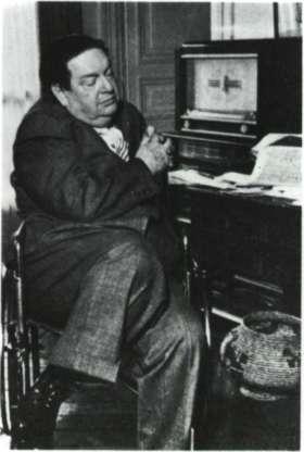 Ο Γάλλος συνθέτης Νταριύς Μιλώ.