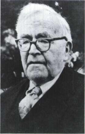 Καρλ Μπαρτ. Ελβετός θεολόγος, ιδρυτής της «διαλεκτικής θεολογίας».