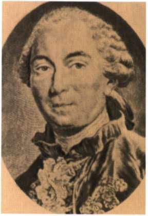 Ζωρζ-ΛουίΛεκλέρκ κόμης ντε Μπυφφόν. Γάλλος φυσιοδίφης και φιλόσοφος.