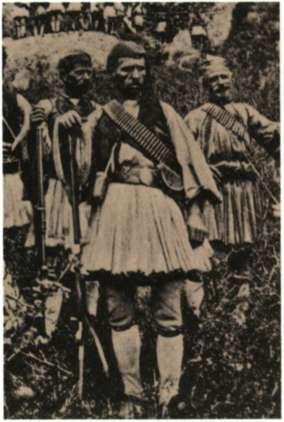 Ντάβαρης, Γιάννης (Λιόπεσι Αττικής, περ. 1775 - ; , πριν από το 1832)