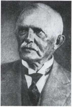 Βίλχελμ Νταίρπφελντ. Γερμανός αρχιτέκτονας - αρχαιολόγος.