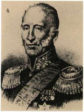 Ρίκορντ (Ricord), Πιοτρ Ιβάνοβιτς (1776 - 1855)