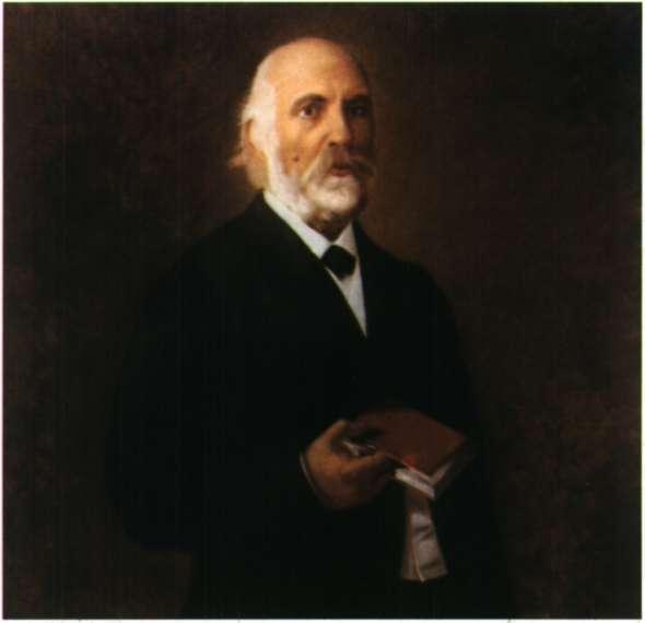 Σαρίπολος, Νικόλαος I. (Λάρνακα Κύπρου, 1817 - Αθήνα, 1887)