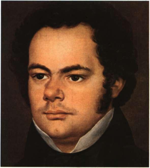 Σούμπερτ (Schubert), Φραντς (Πέτερ) (1797 - 1828)