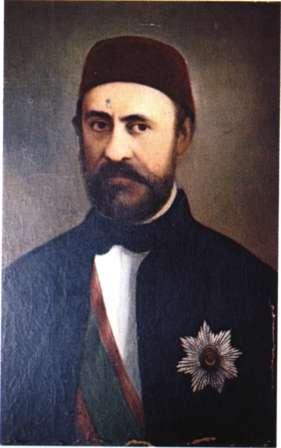 Ααλή πασάς, Μεχμέτ Εμίν (1815 - 1871)