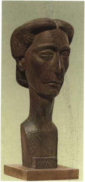 Αξιώτη, Μέλπω (Αθήνα, 1905 - 1973)