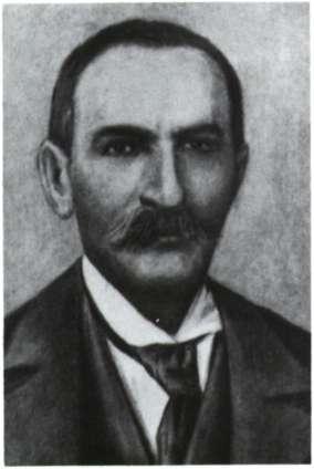 Ιωάννης Αραβαντινός. Νομικός, καθηγητής Πανεπιστημίου.