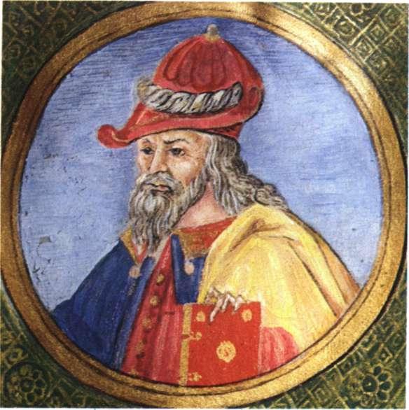 Αργυρόπουλος, Ιωάσαφ (16ος αι.)