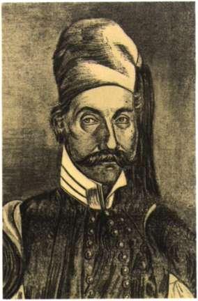 Γρηγοράκης, Δημήτριος (Τσιγκουράκος) (Γύθειο, 1795 - ; 1847)