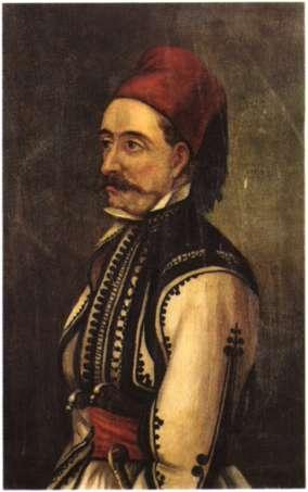 Ευμορφόπουλος, Διονύσιος (Ιθάκη, 1780 - Πάτρα, 1861)