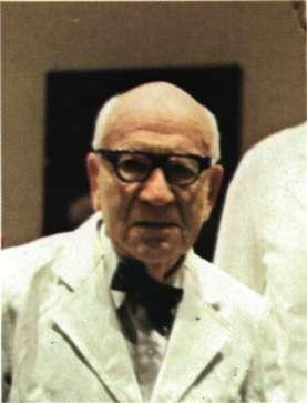 Ο Αμερικανός βιοχημικός Βαν Σλάυκ.