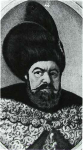 Ο ηγεμόνας της Μολδαβίας Βασίλειος ο Αρβανίτης, ο ιδρυτής της Ακαδημίας του Ιασίου.