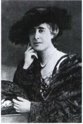 Βενιζέλου, Έλενα (Λονδίνο, 1874 - Παρίσι, 1959)