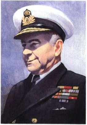 Πέτρος Βούλγαρης. Ναύαρχος, αρχηγός στόλου και πρωθυπουργός. Ελαιογραφία της Α. Καλλία-Βιτάλη (Αθήνα. Βουλή των Ελλήνων).