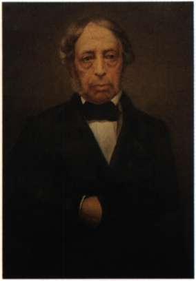 Βούρος, Ιωάννης (Χίος, 1808 - Αθήνα, 1885)